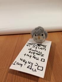 Vote for Penguin & Owl
